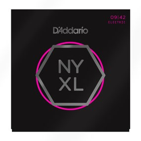 D`Addario NYXL 0942