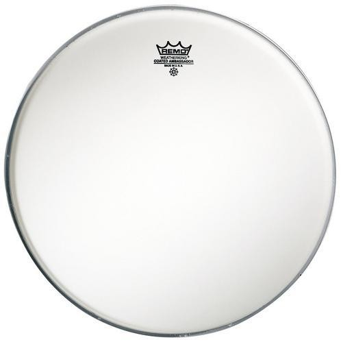REMO 22 Ambassador coated Bass Drum Fell